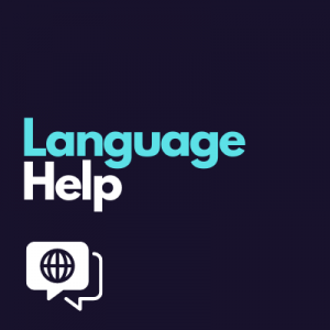 Language help