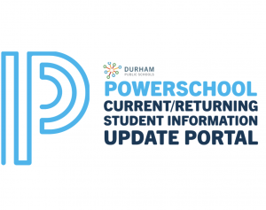 Screenshot of Powerschool Log in Website
