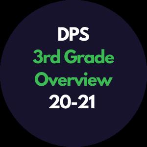 DPS 3rd Grade Overview 2020-2021
