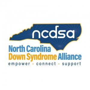North Carolina Down Syndrome Alliance Logo