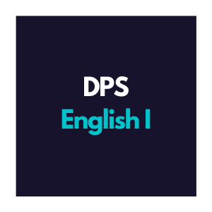 DPS English 1 Curriculum Overview