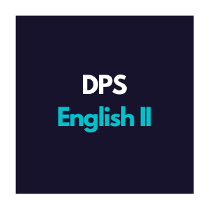 DPS English II Curriculum Overview