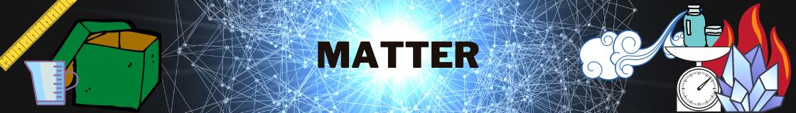 Matter Banner